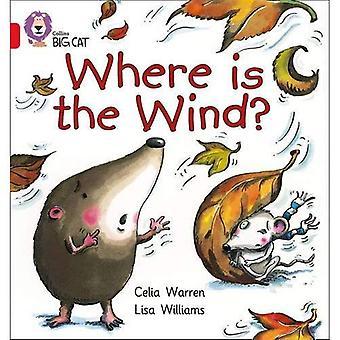 Où est le vent?: bande 02 b/Red B (Collins Big Cat)