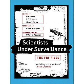 Forskere Under overvågning: FBI filer (MIT Press)