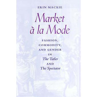 市場ラ モード ファッション商品と 『 タトラー 』 とマッキー ・ エリンによって観客の性別