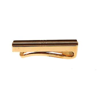 Gold Plated Brass Tie Clip -- SIG3514949