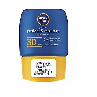 Nivea [Sun] Pocket Size Lotion F30 50Ml