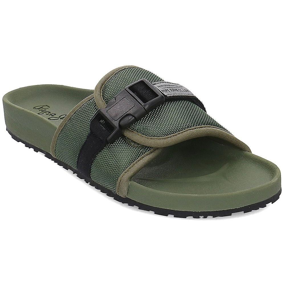 Chaussures homme Pepe Jeans Ultra Bio Slider PMS90062765