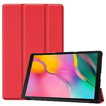 Slim Fit Cover for Samsung Galaxy Tab A 10.1 2019-Red