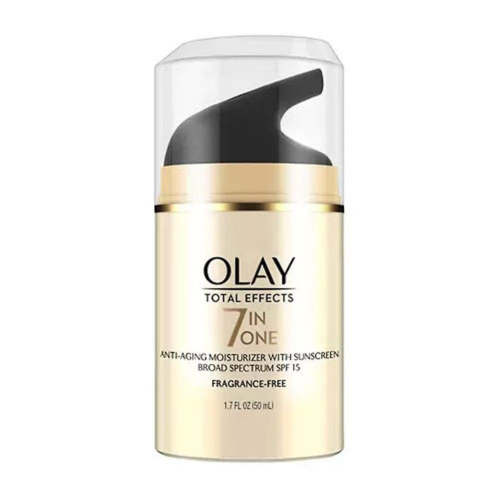 Olay Anti aging Total Effects Advanced 7 Skincare1 Oz nk80NwOPX