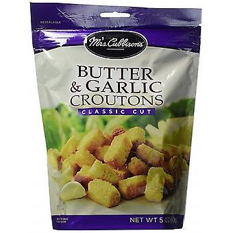 Mrs. Cubbison boter & knoflook croutons Classic cut