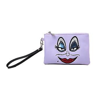 Disney The Little Mermaid Ursula Pouch Wallet