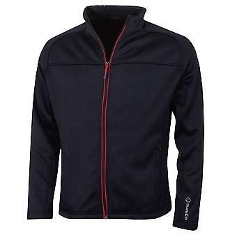 Sunice Mens Golf 2019 Sawyer Thermal Fleece FZ Water Repellent Jacket