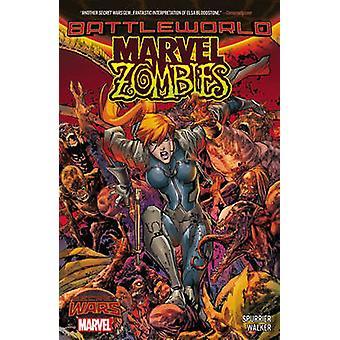 Marvel Zombies - Battleworld by Simon Spurrier - Kev Walker - 97807851