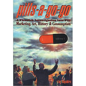 Pills-a-go-go - A Fiendish Investigation into Pill Marketing - Art - H