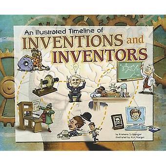 Illustrated Timeline of Inventions & Inventors by Kremena Spengler -