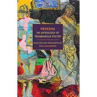 Proensa by George Economou - Paul Blackburn - 9781681370309 Book