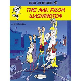 Lucky Luke - Vol. 39 - Man from Washington by Laurent Gerra - Achde - 9