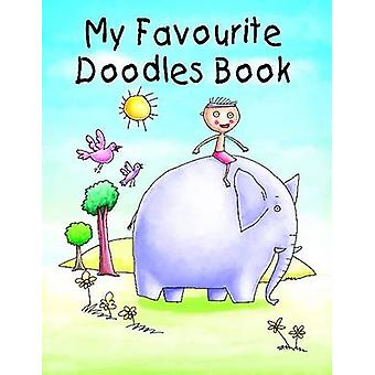 My Favourite Doodles Book by Pegasus - 9788131911914 Book