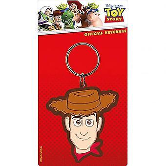 Toy Story 4 PVC Keyring Woody