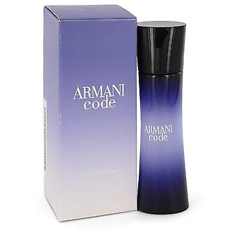 Armani Code by Giorgio Armani Eau De Parfum Spray 1 oz / 30 ml (Women)