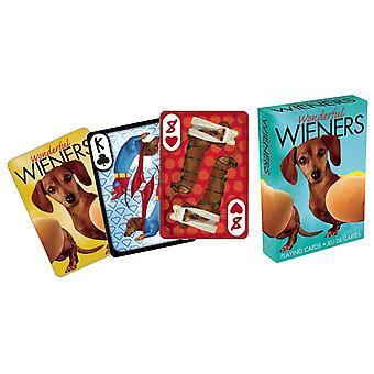 Carta da gioco - Meraviglioso Weiners - Foto Poker Licensed Gifts Toys 52233