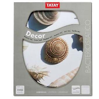 Tatay Toilettensitz eingerichtete Schalen 2 O Kg (DIY , Handwerksmaterial)