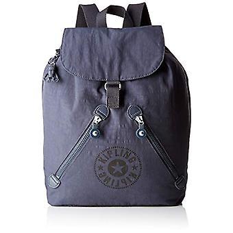 Kipling Fundamental Nc - Grey Women's Backpacks (Night Grey Nc) 42x42x16.5 cm (B x H T)