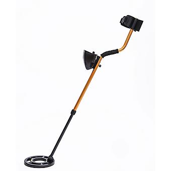 Outsunny Deep Metal Detector Target Power Treasure Coins Jewelry Hunting Waterproof Coil with Shovel+Carry bag