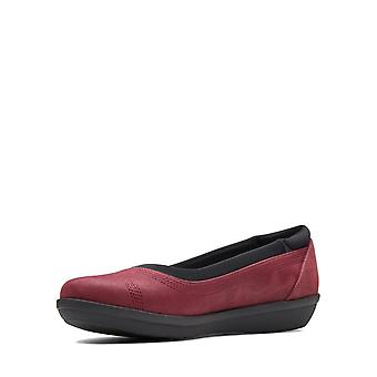 Clarks Womens Ayla Pure Closed Toe Loafers
