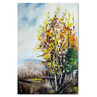 Deco Panel, Autumn Landscape 2
