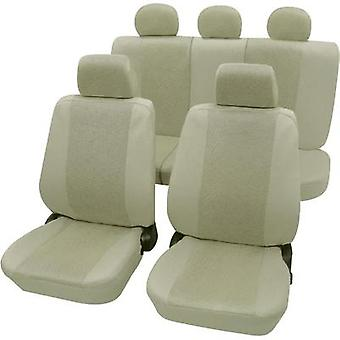 Seat covers 11-piece Petex 26174809 Sydney Polyest