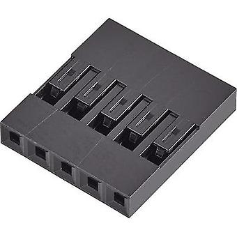 Socket enclosure - cable Mini-PV Total number of pins 5 FCI 65039-032ELF Contact spacing: 2.54 mm 1 pc(s)
