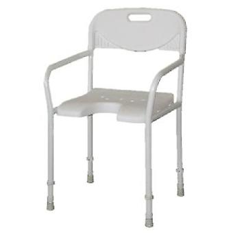 Ayudas Dinamicas Folding Chair Bath Aquarium (Orthopaedie , Bad , Duschen , Badesitze)