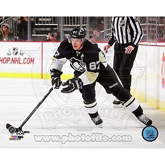 Sidney Crosby 2013-14 Action Sports foto (10 x 8)