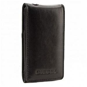 Diesel Leather Bag New Welton for iPhone 4 / 4S in black