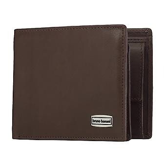Bruno banani mens wallet plånbok Brown 3769
