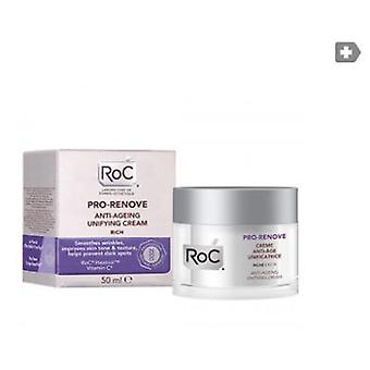 Roc Pro Renewal Cream Anti Age Unifying 50Ml