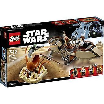 LEGO® Star Wars 75174 Desert Skiff Escape