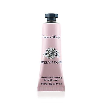 Grabtree & Evelyn Evelyn Rose Handcreme Hand Therapy 25g