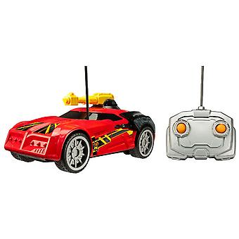 Hot Wheels Coche Velocitrax Radio Control 25 Cm Turbo Turret