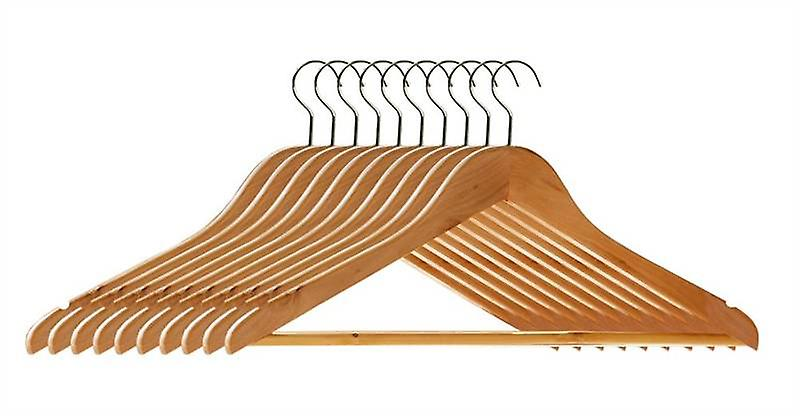 Set of 10 Clothes Hangers
