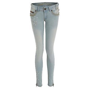 Ex Miss Selfridge Petite Acid Jeans