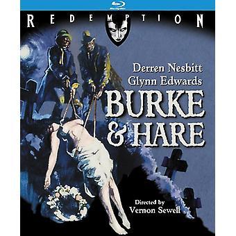 Burke & Hare [BLU-RAY] USA importerer