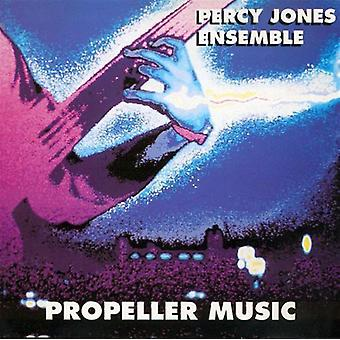 Percy Jones Ensemble - música de hélice [CD] USA importar