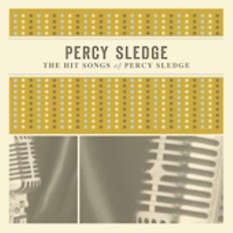 Percy Sledge - Hit sange af Percy Sledge [CD] USA importerer