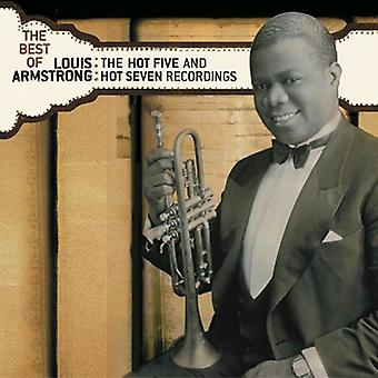 Louis Armstrong - Best of the Hot 7 & Hot 7 Recordings [CD] USA import