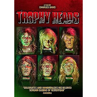 Trophy Heads [DVD] USA import