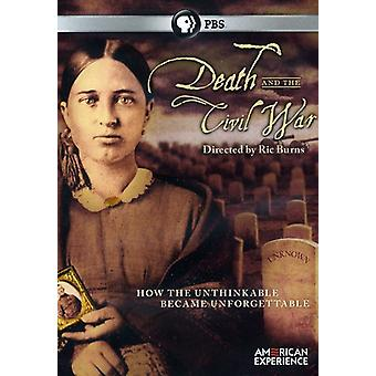 Death & the Civil War [DVD] USA import