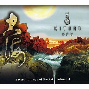 Kitaro - Kitaro: Vol. 4-hellige rejse af Ku-Kai [CD] USA import