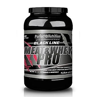 Perfect Nutrition Black Line Meat & Strawberry Whey Pro