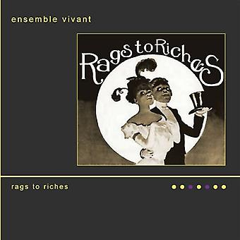 Ensemble Vivant - Rags to Riches [CD] USA import