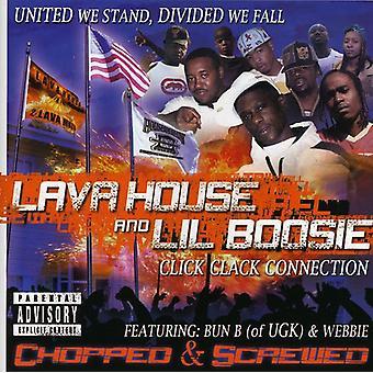 Lava Haus/Lil Bossie - United We Stand geteilt wir Fall [CD] USA import