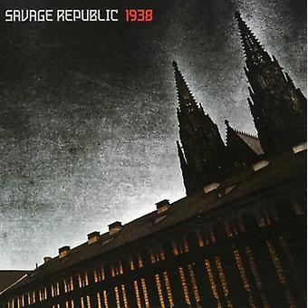 Savage Republik - 1938 [CD] USA import