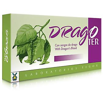 Laboratorios Tegor Dragoter 40Cap. (Dietetics and nutrition)