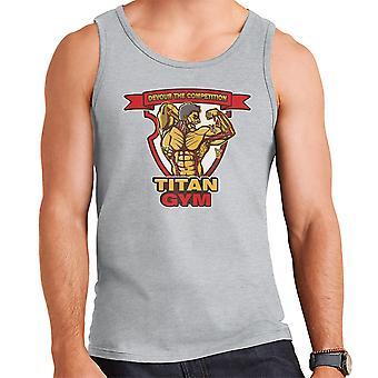 Titan fitness angreb på Titan mænds Vest